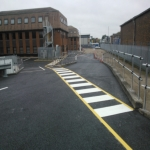 Car Park Line Markings in Ardchyle 2