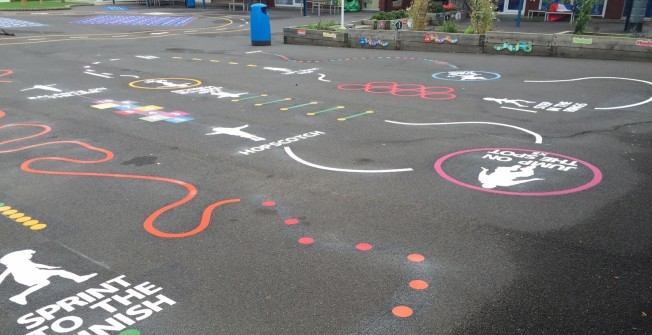 School Play Area Design